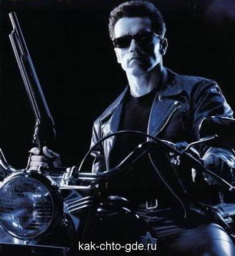 Terminator s Winchester M1887
