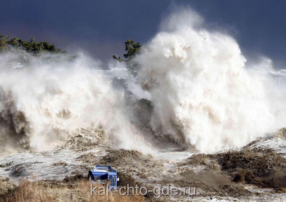 AES_Fukusima_ цунами