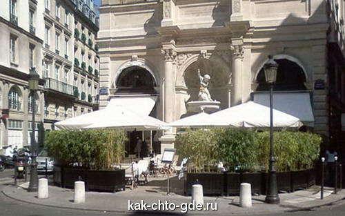 ресторан Жерара Депардье