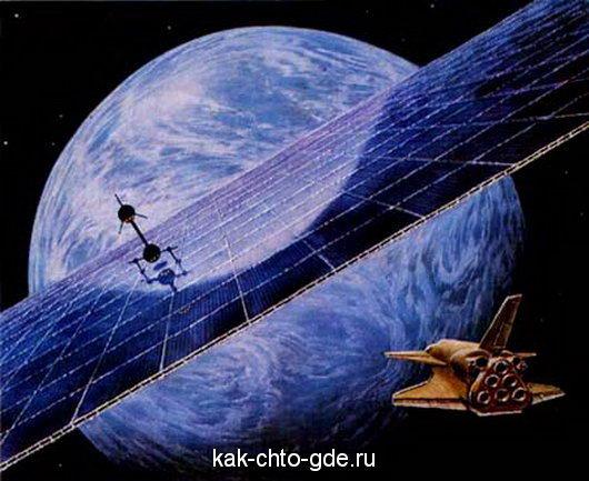 Solnechnye kosmicheskie elektrostantsii