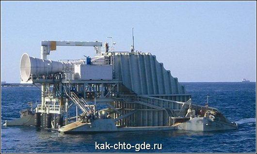 VOLNOVAYA ELEKTROSTANTSIYA oceanlinx-1