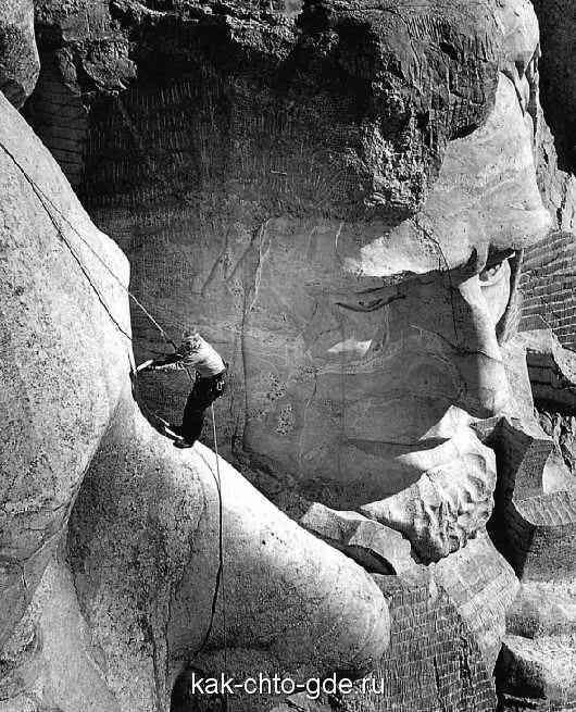 remont Rushmore monument