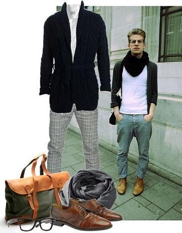 Сеты. Одежда для хипстера