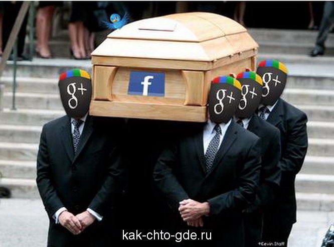 Facebook Versus Google+