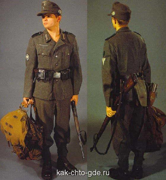 Одежда Вермахта Купить