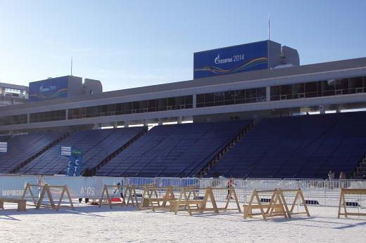 Спортивный комплекс Лаура.