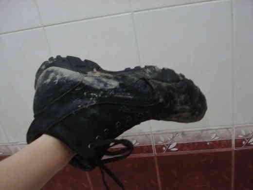 обувь Forward для волонтера
