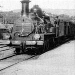 Прибытие поезда на вокзал Ла-Сьота́