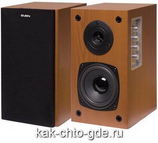 Акустическая система 2.0 SVEN SPS-611S-цена: 1490 р.
