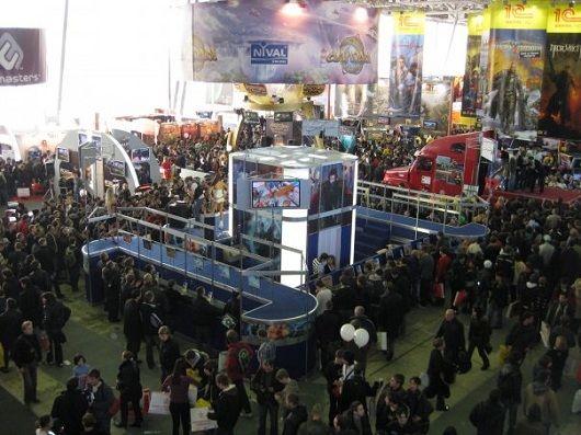 Игромир 2011. Главная сцена