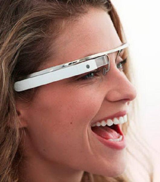 Очки от Google Project Glass