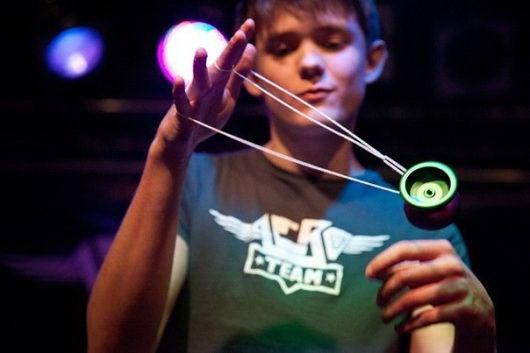 Йоер и йо-йо (yo-yo)