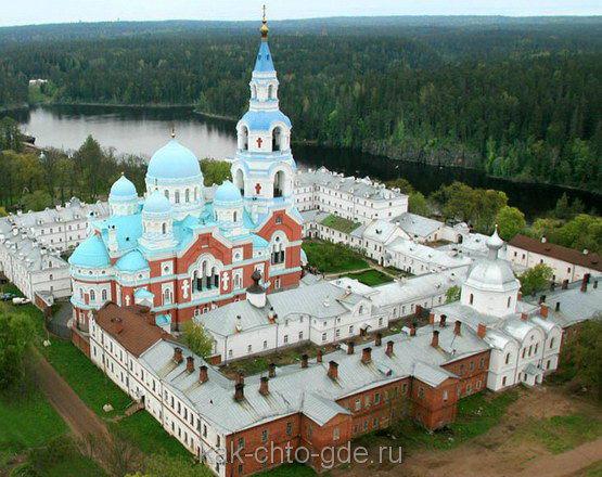 Валаам. Спасо-Преображенский монастырь