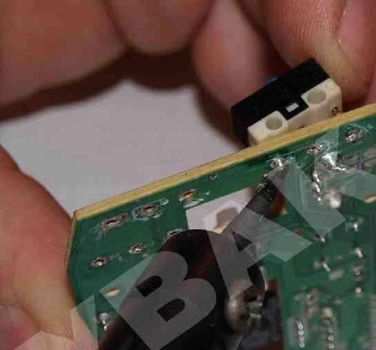 Не работают кнопки компьютерной мыши