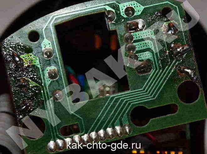 не работает кнопка мыши, ремонт мыши