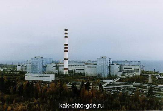 Похожее было в 1975 году на Ленинградской АЭС