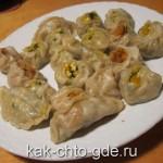 монгольские бууз