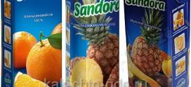 Овощные соки «Сандора» — прекрасные союзники стройной фигуры