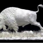 фото животных модели из бумаги