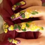 фото ногти маникюр