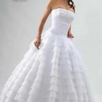 самые свадебные платья