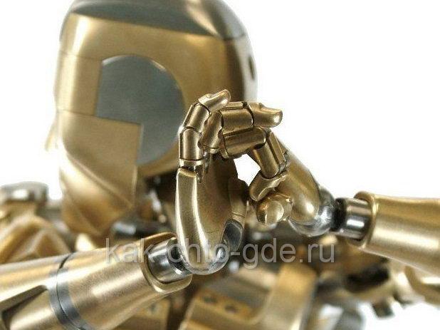 Самые сложные элементы железного человека руки