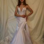 Стильные свадебные платья фото