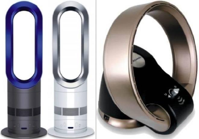 Как выбрать безлопастной мини-вентилятор для создания микроклимата в помещении