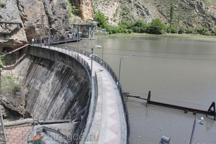 Гергебильская ГЭС 17,8 МВт
