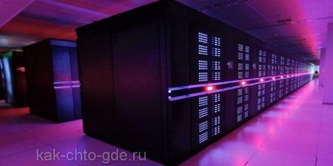 Суперкомпьютер tianhe-2 самый быстрый в мире