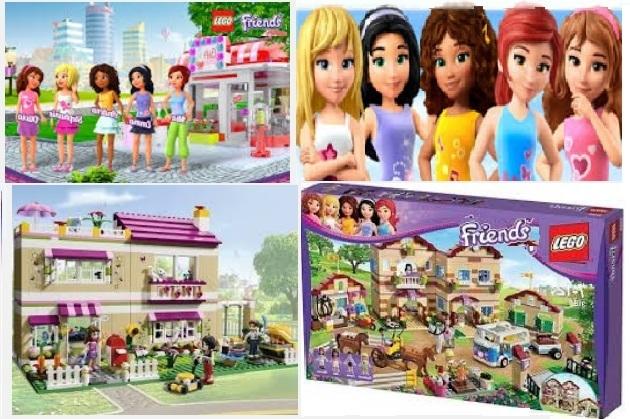 Как выбрать качественный конструктор Lego Friends