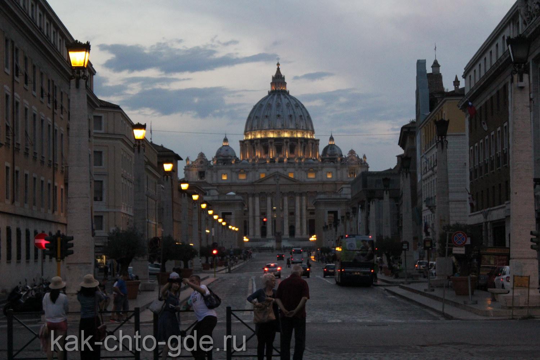 италия рим ватикан фото