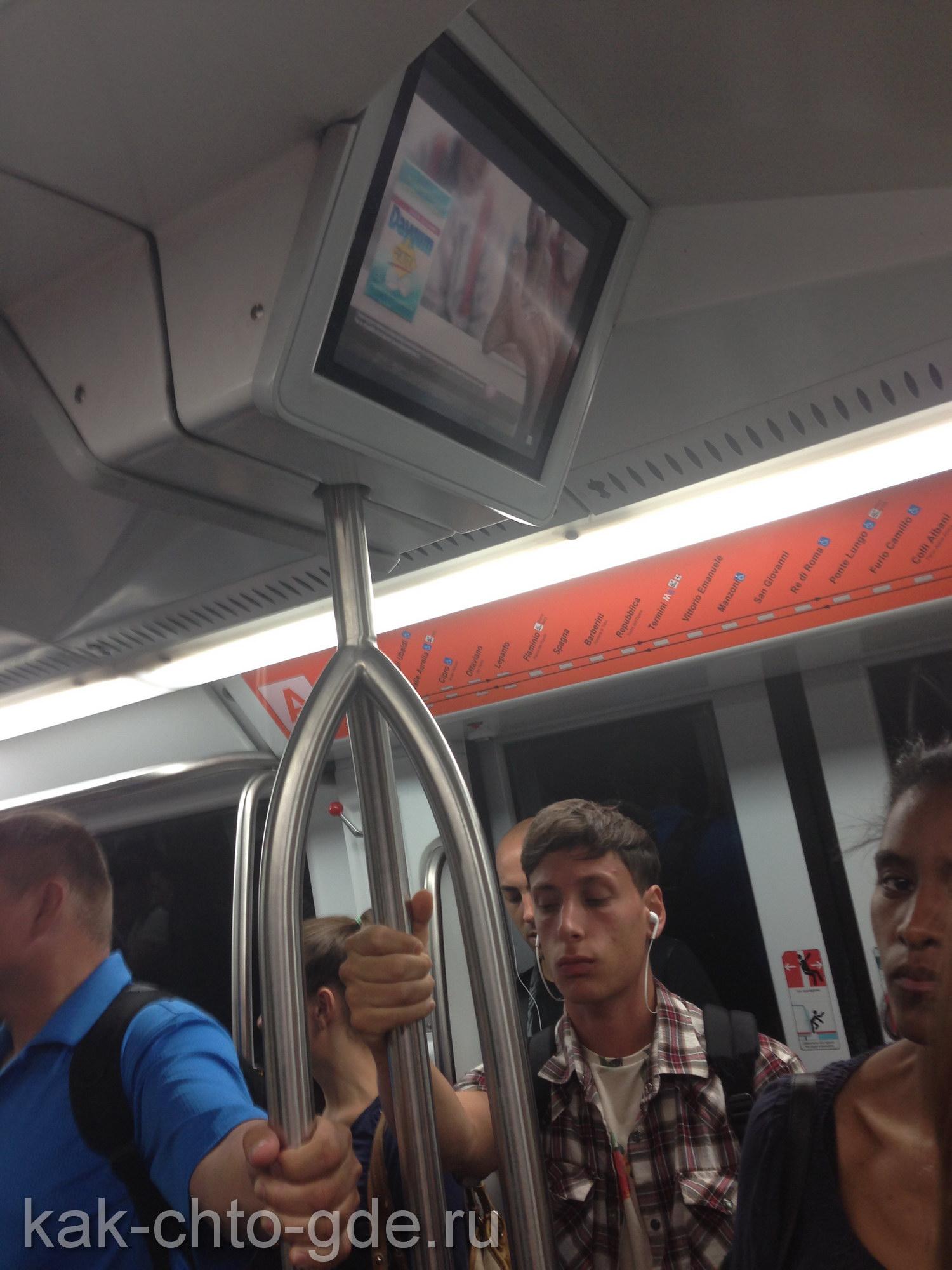 metro italiya rim