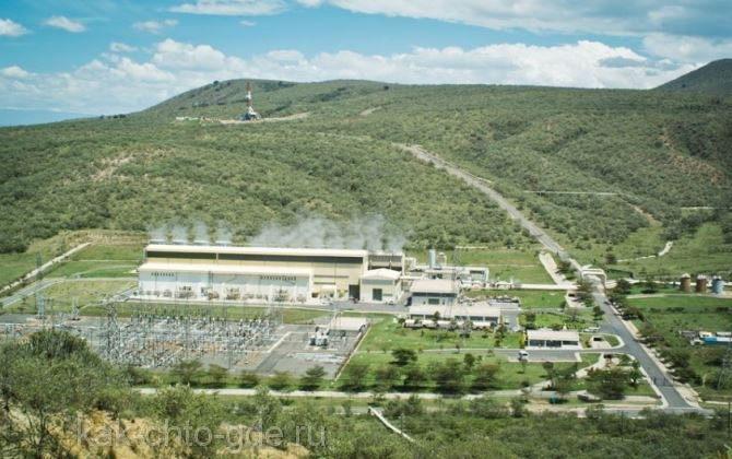 самые выдающиеся электростанции мира