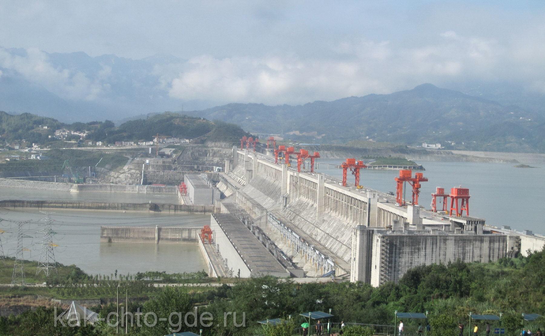 крупнейшие атомные электростанции мира