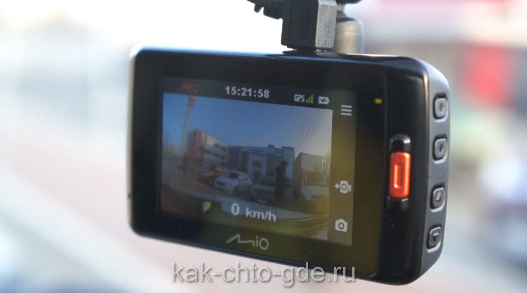 фото видео обзор регистратора