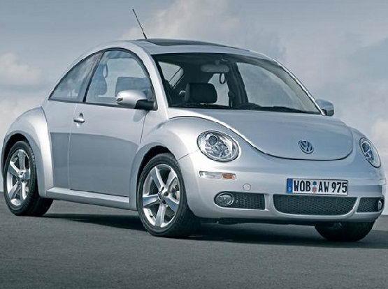 Фольксваген жук vs Volkswagen New Beetle