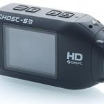 Компактный и прочный корпус экшн камеры Drift Ghost-S дополнен защитным стеклом