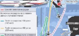 Рейс мн370 последние новости кратко