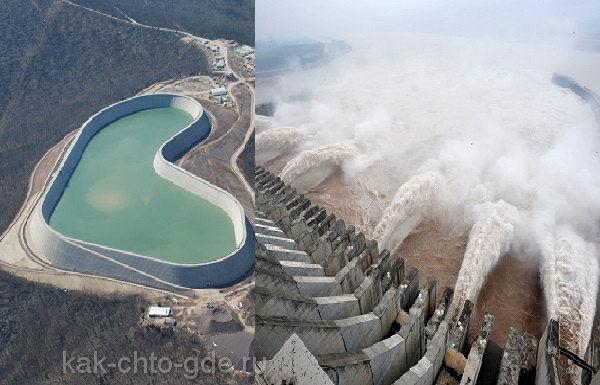 Самые выдающиеся электростанции мира фото