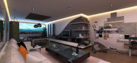 Светодиодная лента: оригинальная подсветка подвесных потолков